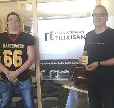 Yhteistyössä Etelä-Karjalan Tili&Isännöinti Oy
